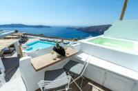 Santorini's Balcony Art Houses Image