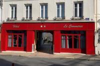Hôtel Du Commerce Image