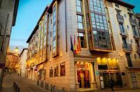 Hotel Sancho Abarca Image