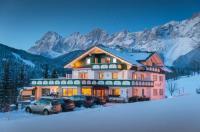 Landhaus & Ferienwohnungen Bergrast Image