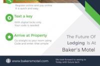 Baker's Motel Image