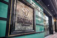 Rosedale Hotel Hong Kong Image