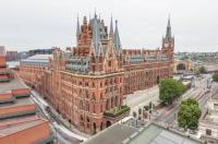 St. Pancras Renaissance Hotel London Image