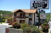 Jamestown Railtown Motel Image