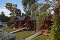 Belfer's Dead Sea Cabins Image