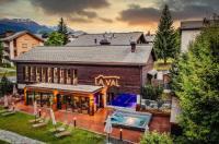 Hotel La Val Bergspa Brigels Image