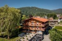 Hotel Villa Lago Image