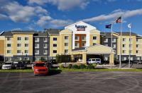 Fairfield Inn & Suites By Marriott Wilkes-Barre Scranton Image