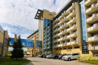 City Apartments Arka Spa Image