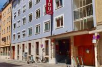 4You Hostel & Hotel Munich Image