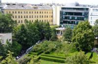 Adria Hotel Prague Image