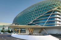 Yas Viceroy Abu Dhabi Hotel Image