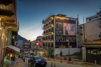 City Hotel Apollonion Image
