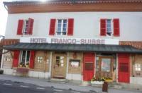 Hotel Arbezie Franco Suisse Image