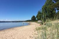 Hostel Hudiksvall Malnbaden Camping Image
