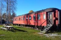 Tågstallarna i Rättvik Image