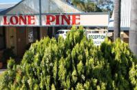 Lone Pine Motel Image