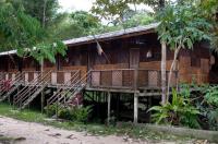 Gua Longhouse Chalet Image