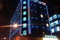 Greentree Inn Fuzhou Sanfangqixiang Image