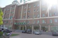 Greentree Inn Hefei Gaoxin District Tianzhu Road Business Hotel Image