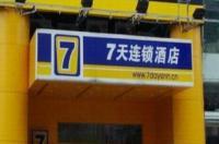 7 Days Inn Luoyang Longmen Avenue Normal College Hotel Image