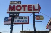 Boron Motel Image