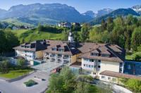 Hotel Hof Weissbad Image