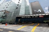 M Hotel Gangnam Image