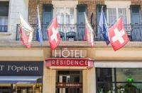 Hôtel Résidence Cité-Verdaine Image