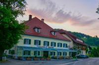 Hotel-Gasthof Stoff Image
