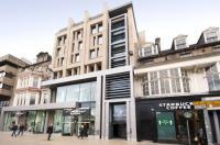 Premier Inn Edinburgh Princes Street Image