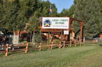 Ute Bluff Lodge, Cabins & RV Park Image