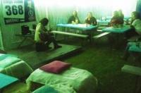 Edinburgh Festival Camping Image