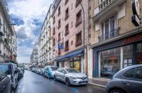Comfort Hotel Au Firmament Asnieres-Sur-Seine Image