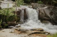Riverfront Property with Waterfalls near Yosemite and Bass Lake Image