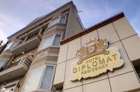 Hotel Diplomat Residency Image