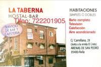 Hostal La Taverna Image