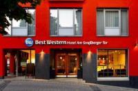 Best Western Hotel AM Strassberger Tor Image