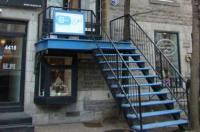 B&B Bleu Balcon Image