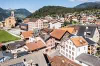 Hotel Cualmet Image