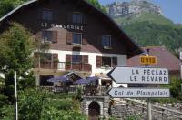 Bar Hotel Restaurant le Margeriaz Image
