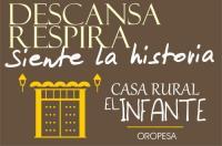 Casa Rural El Infante Image