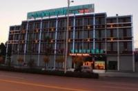 Greentree Inn Zhenjiang Jurong New Bus Station Express Hotel Image