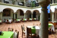 Hotel Monte Alban Image