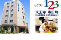 Hotel 1-2-3 Tennoji Image