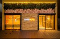 Super Hotel Shinbashi-Karasumoriguchi Image