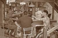 Hostel Centenario Cafe Image