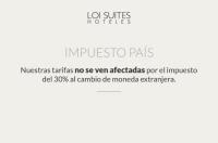 Loi Suites Recoleta Hotel Image