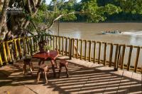 Las Guacamayas Lodge Resort, Selva Lacandona, Chiapas México Image