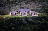 Ndebele Mud Huts Image